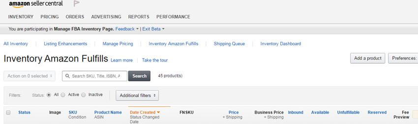 Inventory-Amazon-Fulfills