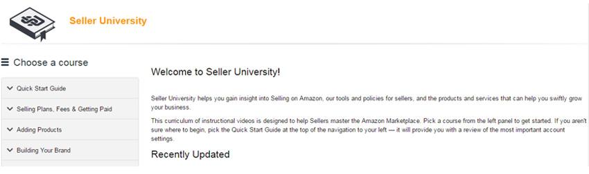 Seller-University