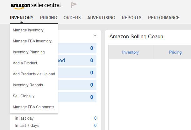 amazon seller central fees