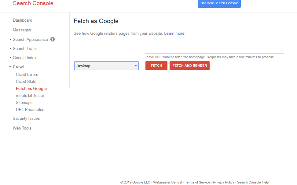 Fetch-Google
