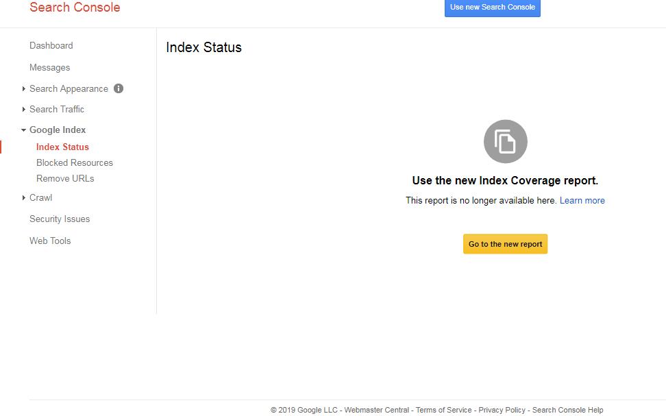Index-Status